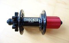 Shocker XC Light HR Nabe 135x9mm 32L
