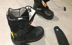 Burton emerald snowboard boots Neu eur40
