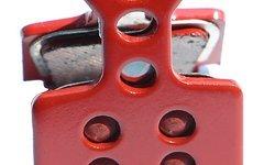 Brakepads.de Bremsbeläge Disc für Formula R1 RX Mega TheOne resin, organisch