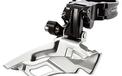 Shimano Deore FD-M591 High Clamp Down Swing 3 x 10 Umwerfer Dual Pull schwarz