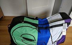 Evoc Travelbag * Bike Travel Bag * multicolor * gebraucht