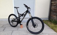 Specialized Enduro Evo 2014