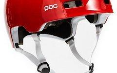 POC Crane Pure Medium Ohranium Red NEU