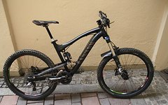Canyon Strive ES 9.0 SL MODIFIZIERT Gr. M