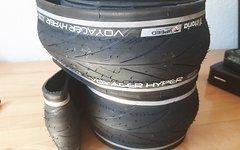 Vittoria Paar Vittoria Voyager Hyper 37-622 Reflex Trekkingr Reifen Faltreifen
