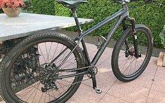 Cannondale FSI mit AX Lightness Carbon Laufräder