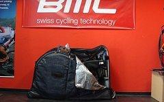 Evoc Bike Travel Bag Macaskill heather 280l Signature Series