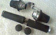SRAM X.0 Grip Shift Drehgriffe / Schalthebel 3 X 10