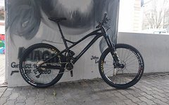 Mondraker Foxy carbon black edition Winter-Angebot! Größe M *NEU*