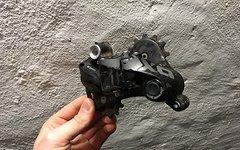 SRAM X01 11fach Schaltwerk schwarz/grau *Top*