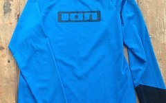 Ion Shirt VICE shirt, langarm, blau, mesh