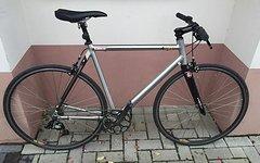 Checker Pig Rennrad Fitnessbike Tune Thomson Ultegra SRAM x9