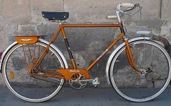 Motobecane Pantin Fahrrad Rennrad Citybike Oldtimer vintage bike selten 1958