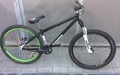 "YT Industries YT Young Talent Industries First Love 26"" Dirt mit Marzocchi DJ lll"