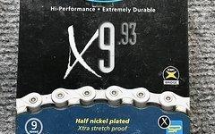 KMC X9.93 9-fach Kette NEU
