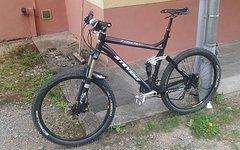 Stevens Glide ES / All Mountain Fully Mountainbike