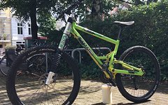 Cannondale Jekyll 800 All Mountain Lefty / Sobe / Size M
