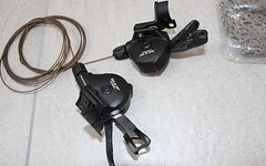 Shimano XTR Schalthebel SL-M9000 (li./re.) NEU!