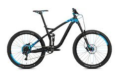 NS Bikes Snabb E2 650B Enduro Intermediate, Abverkauf