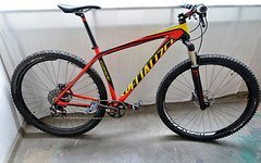 "Specialized Carve Limited Edition Ned Overend (Nr. 134 von 150) - 19"", 1x11, Sram X0, 100mm Brain"