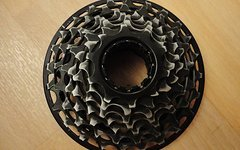 SRAM XO1 DH 7-Speed Kassette 10 - 24