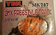 Yaban Singlespeed Kette MK747 1/2*1/8 Orange 102L