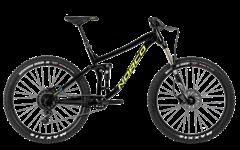 Norco Bikes 2017 Torrent FS A7.2 27,5+ Komplettbike - Größe S