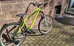 NS Bikes Core 1 (Enduro / Freeride Hardtail)