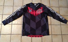 Troy Lee Designs Jersey MX SE Pro Checker