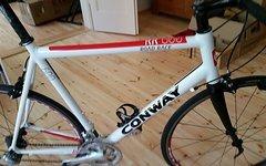 Conway RR-Rahmenset Conway 62cm RH