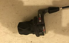 SRAM X0 Drehgriffschalter 3-fach