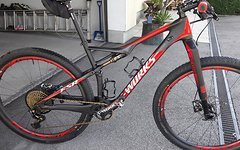 Specialized Epic S-Works 2016