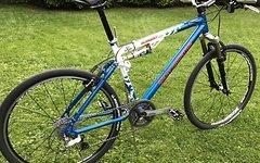Rocky Mountain Element T.O. Team SID XTR HS33 46cm Retro Top