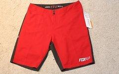 Fox Ranger Shorts RED/BLACK 34