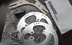 MRP Ultraspeed 1 Alloy Plate 4bolt Xtr 44-50t ISCG