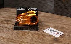 Azonic Pleasure Dome Stem 31,8mm / 50mm orange *NEU*