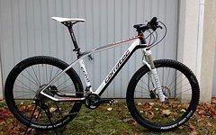 "Corratec X-Vert Carbon 650B 27,5"" MTB RH 49cm"