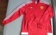 Adidas Herren Manchester United Anthem Jacke, XL 54