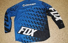 Giant by Fox Langarm Jersey - Größe L