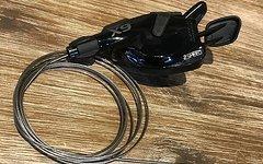 SRAM X.9 Schalthebel 2-fach links schwarz BALL BEARING