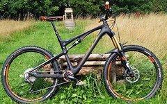 Scott Testsieger Genius 710 Carbon Gr.L Wahnsinns Enduro / Trailbike mit Fox 34 170mm Kashima Wert weit über 5000 Euro
