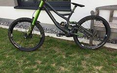 Spezialized Demo 8/DVO/Cane Creek/SRAM XO/Pansho Wheels