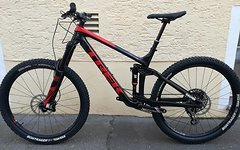 Trek Remedy 9.9 race shop limited 2017