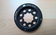 Gates Carbon Drive Ritzel Sprocket Riemenscheibe Kassette Shimano 9spline 24T