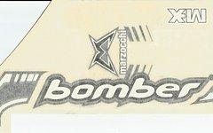 Marzocchi N.O.S. Decals für Bomber MX Comp (2003)