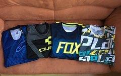 Alpinestars,fox, Platzangst, Cube Shirt Gr L