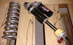 Progressive Suspension 5h Element Coil 222mm