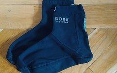 Gore Bike Wear Windstopper Socken, Gr. 39-40, schwarz