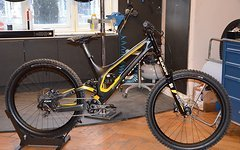 Specialized S-Works Demo 650b Large