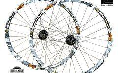 Sun Rims S-Type Laufradsatz mit Noa-Bl-Evo-DH/SSP Naben / Bike-Lädle
